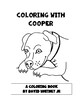 Coloring with Cooper - Coloring Book 1
