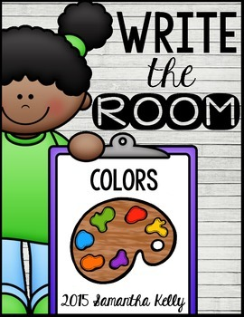 Colors Write the Room Center
