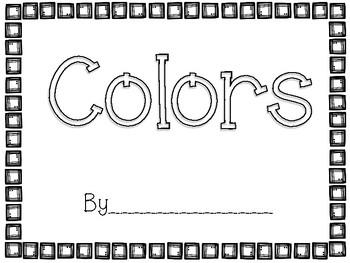 Colors : A Class Book