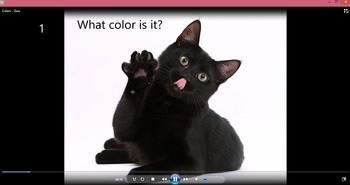 Colors Activities