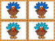 Colors Activities- November Math Centers, Thanksgiving Activities