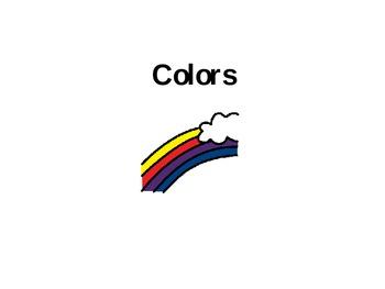 Colors Activity