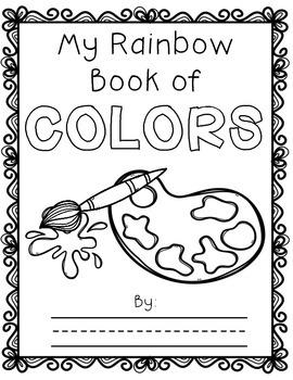 Colors! Activity Pack