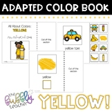 Yellow: Colors Adapted Book