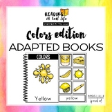 Colors Adapted Books {Reading in Real Life}