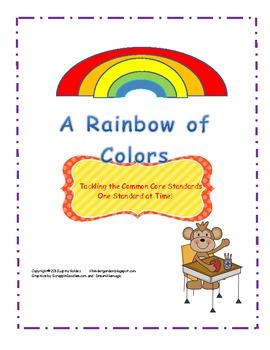 Colors All Around (English)