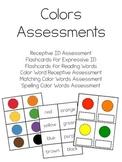 Colors Assessments