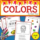 Basic Concepts for Speech Therapy | Learning Color Worksheets