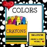 COLORS CRAYONS