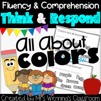 Colors Book: Think and Respond!