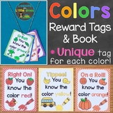 Colors Brag Tags & Book (Unique Brag Tags for each Color)