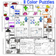 Colors Center Activities-Simple Centers