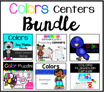 Colors Centers Bundle