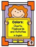 Colors Chart: English