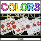 Colors | Color of the Week Activity Worksheets to Practice