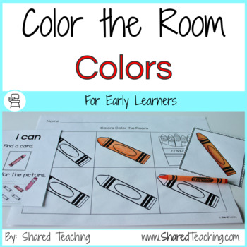 Colors Color the Room