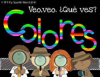 Colors «Colores»