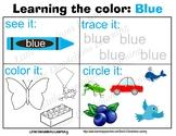 Colors Colors Colors (8 color packet)