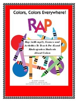 Colors, Colors Rap