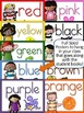Colors Emergent Readers Bundle {12 Books}