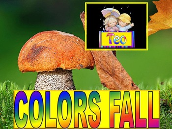 Colors Fall -  PowerPoint presentation