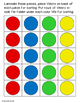 Colors File Folder Activities for Special Education