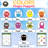 Colors Finger Puppets