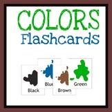 Colors Flashcards, Learning Games, Printable Worksheets, Q