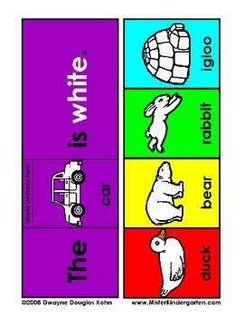 Colors Flip Books
