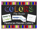 Colors: Flip Books