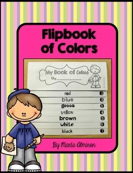 Colors Interactive Flipbook