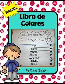 Colors Flipbook SPANISH
