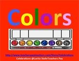 Colors (Friendship Bracelet)