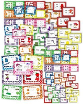 Colors Fun Pack (7 Sets in One)