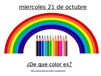 Colors / Hair / Eyes