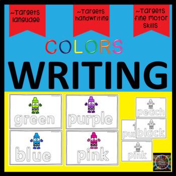 Colors Handwriting