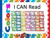 Colors: I CAN Read