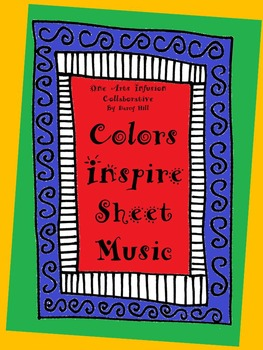 Colors Inspire Sheet Music