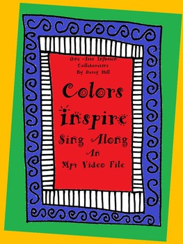 Colors Inspire Sing Along mp4 Video File