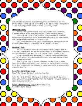 Colors Integrated Unit