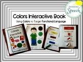 Colors Interactive Book