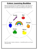 Colors Learning Buddies