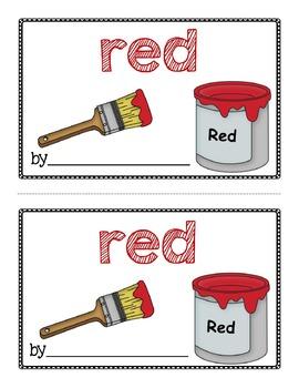 Colors: Little Readers