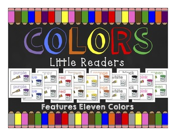 Colors: Little Readers