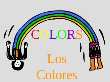 Colors/ Los Colores