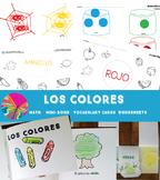 Colors {Los Colores Spanish Bundle}
