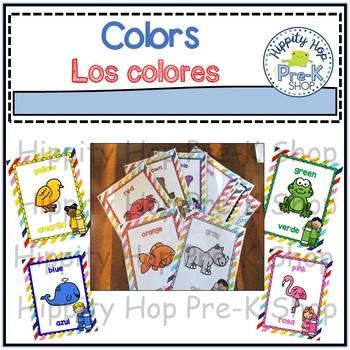 Colors-Los colores