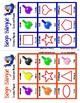 Colors - Los colores  - Bingo Bilingüe - Bilingual bingo