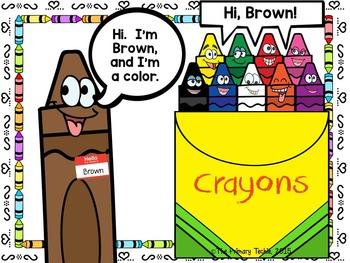 Colors MOVE IT!