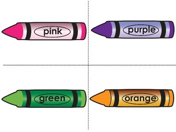 Colors Matching Game